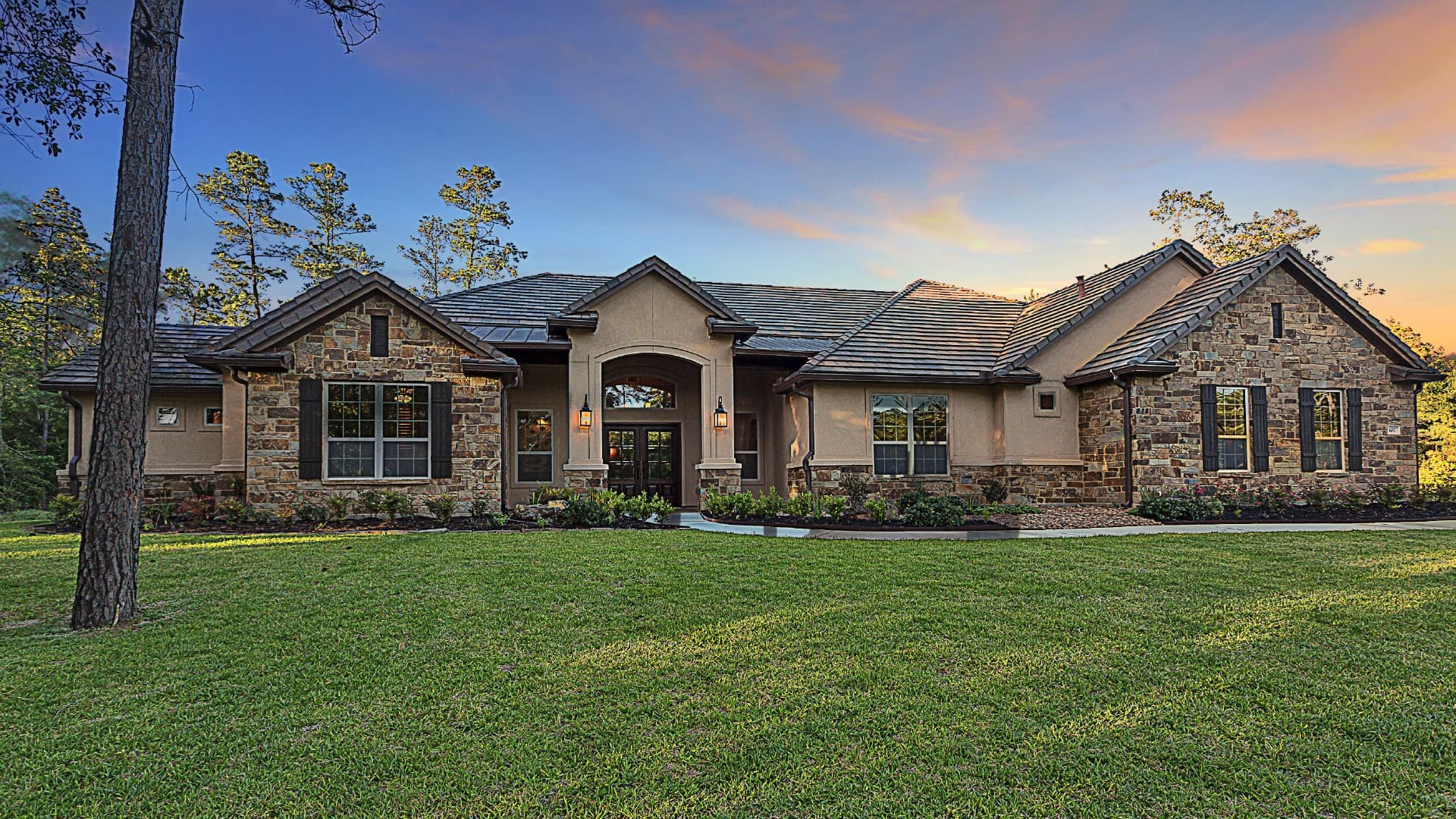 sierra classic custom homes texas hill country custom home builder